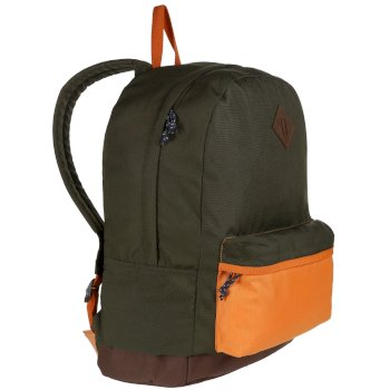 Stamford 20L Backpack Camo Green Rust