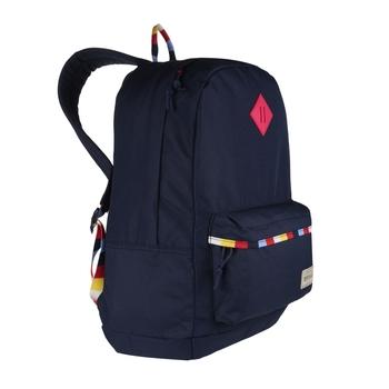 Stamford 20L Backpack Navy Celebration Stripe