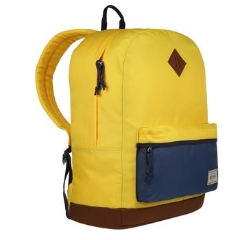 Stamford 20L Backpack Maize Yellow Dark Denim