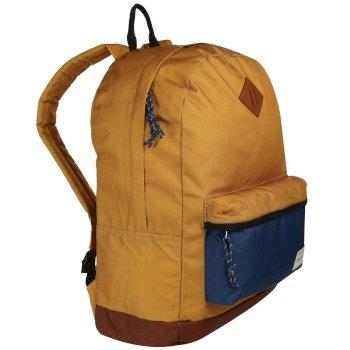 Stamford 20L Backpack Golden Spice Dark Denim