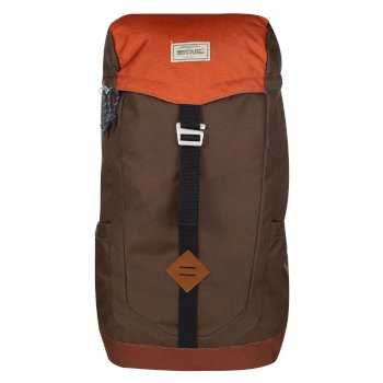Stamford 25L Backpack Camo Green Rust