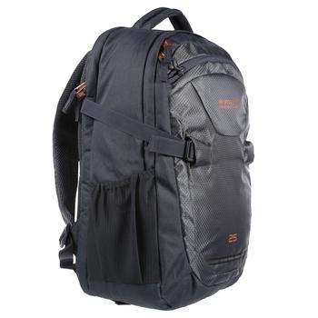 Paladen II 25L Laptop Backpack India Grey Rose Gold