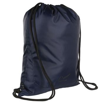 Shilton Drawcord Bag Dark Denim