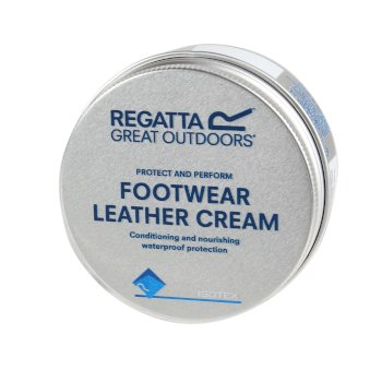 Footwear Leather Cream Mixed