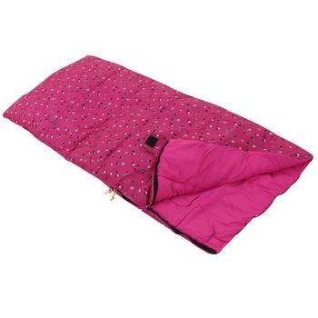 Maui Kids Polyester Lined Sleeping Bag Cabaret Polka Dot