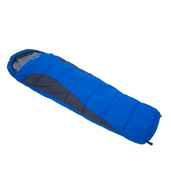 Hilo 200 Lined Ripstop Mummy Sleeping Bag Oxford Blue
