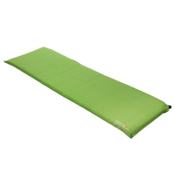 Napa 5 Lightweight Self Inflating Foam Camping Mat Extreme Green