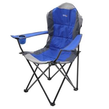 Krzesło turystyczne Kruza Chair niebieskie
