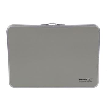 Matano Lightweight Folding Table Lead Grey