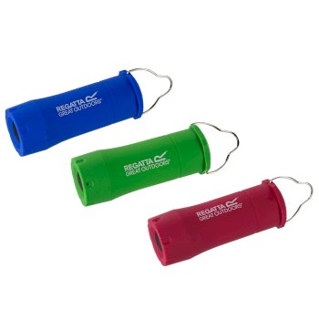 Collapsible Torch Lantern Assorted Colours