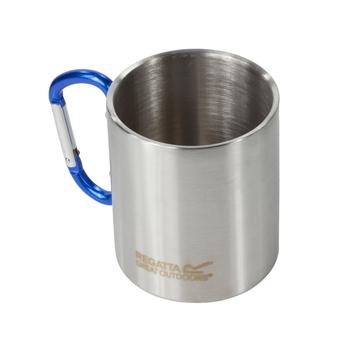 Karabiner Handle Mug Silver