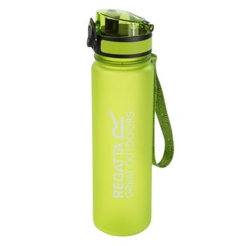 0.6 Litre Tritan Flip Lid Bottle Green