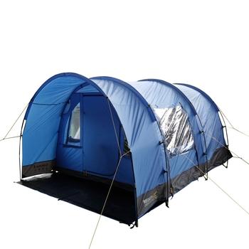 Karuna 4 Man Tunnel Tent Nautical Laser Blue