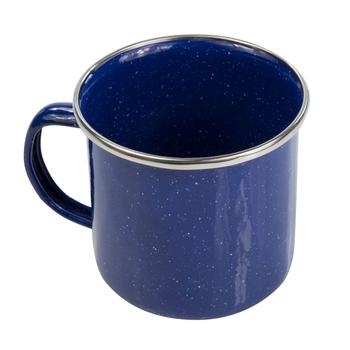 Enamel Camping Mug Blue