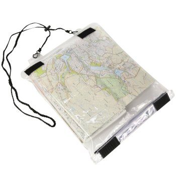Waterproof Map Case Clear