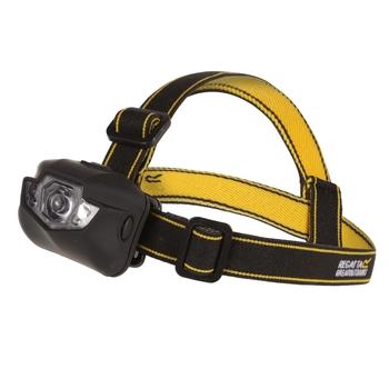 Cree 5 LED Headtorch Black