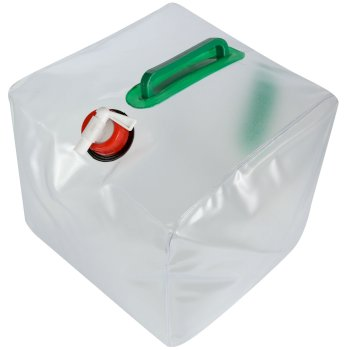 20L Foldable Water Carrier White