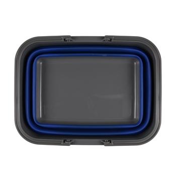 Folding Wash Basin Oxford Blue
