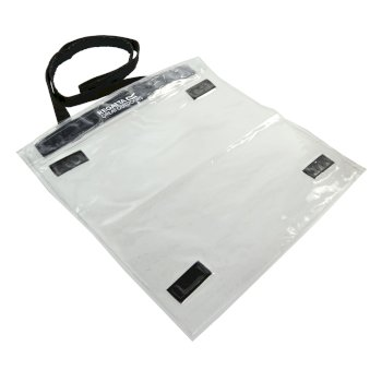 Waterproof Map Case White