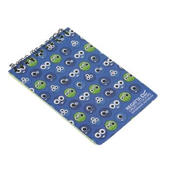 Waterproof Notebook Monster Print