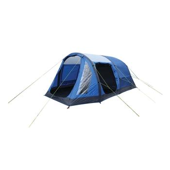 Kolima 5-Man Inflatable Family Tent Laser Blue Ebony Grey