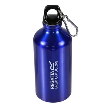 0.5L Aluminium Bottle Oxford Blue