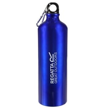 1L Aluminium Bottle Oxford Blue