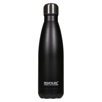 0.5L Insulated Bottle Black
