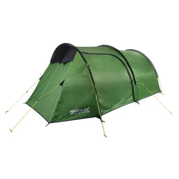 Montegra 4-Man Backpacking Tent Alpine Green