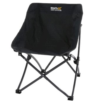 Forza Pro Folding Chair Black