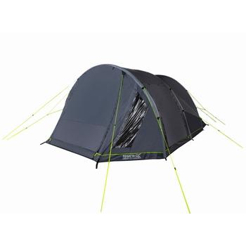 Kolima V2 6-Man Family Tunnel Inflatable Tent Lead Grey Ebony
