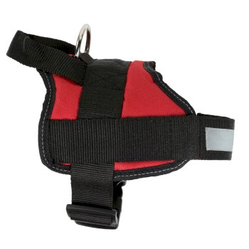 Reflective Dog Harness Red