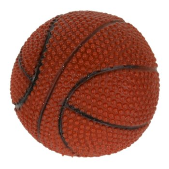 Squeaker Dog Toy Basketball