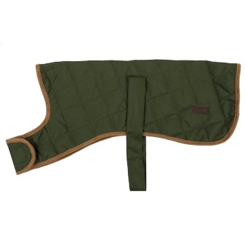 Odie Dog Coat Dark Khaki