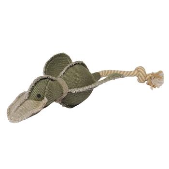 Fabric Dog Chew Toy Duck