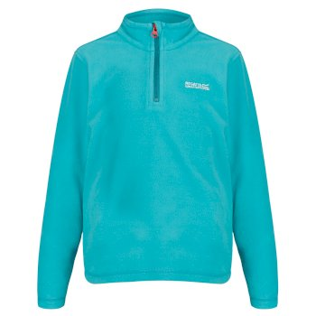 Hot Shot II Half Zip Lightweight Fleece Ceramic