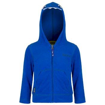 Kiddo II Hooded Fleece Oxford Blue