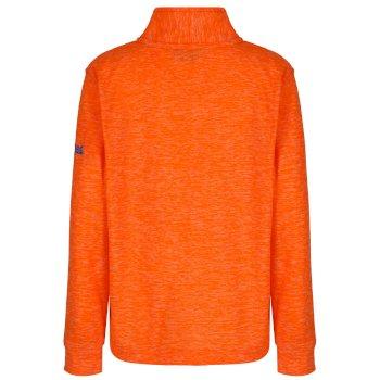 Chopwell Fleece Magma Orange