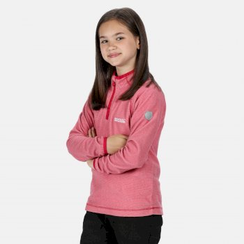 Regatta Polaire Technique Junior Hot Shot avec Ouverture 1//2 Zip Mixte Enfant