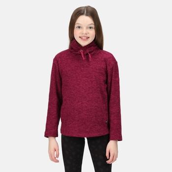 Dziecięca bluza Kacie bordowa