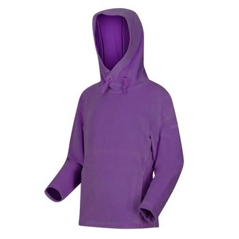 Dziecięca bluza Kacie fioletowa