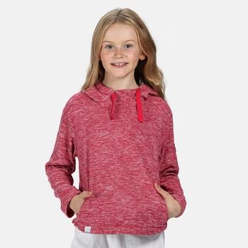 Dziecięca bluza Kalina różowa