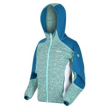 Dziecięca bluza Dissolver III niebiesko-biała