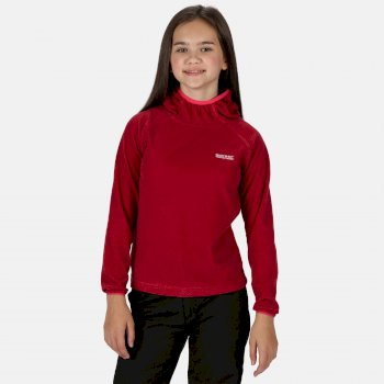 Dziecięca bluza Loco Hoody różowa