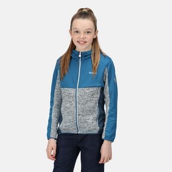 Dziecięca bluza Dissolver IV niebieska