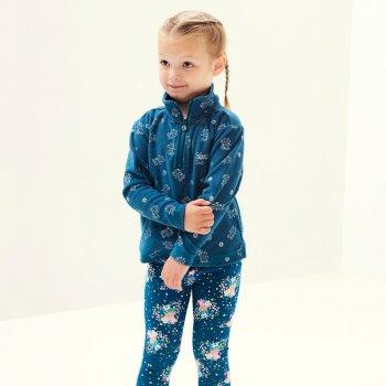 Dziecięcy polar Peppa niebieski