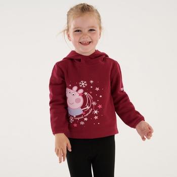 Dziecięca bluza Peppa Graphic różowa