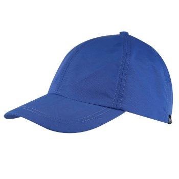 Kids Chevi Lightweight Cap Nautical Blue