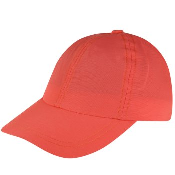 Kids Chevi Lightweight Cap Neon Peach