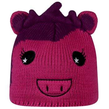 Kids Animally Hat II Unicorn Extreme Pink Winberry